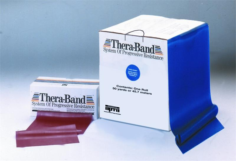 Thera-Band Exercise Band | E-Current.com