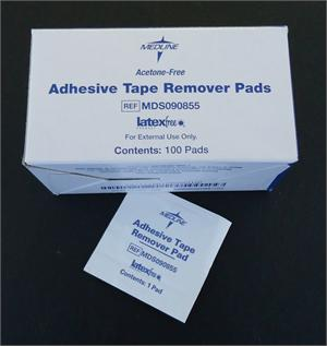 Adhesive Remover Towelettes
