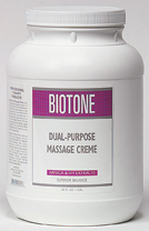 Biotone Dual Purpose Massage Cream